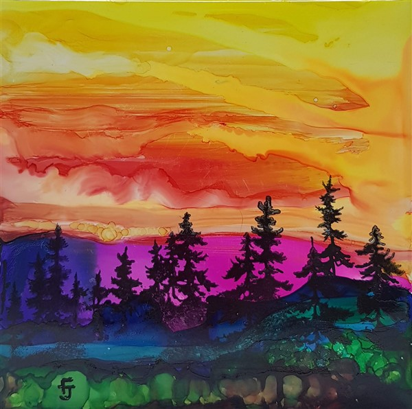 Northern-Skies-Sunsent