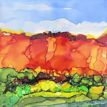 abstractlandscapeclass